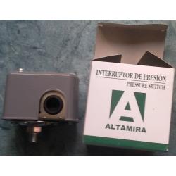 Interruptor de presión