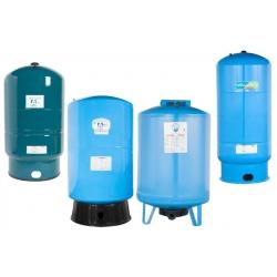 Tanque hidroneum tico acero 166 litros sistemas y for Tanque hidroneumatico 100 litros