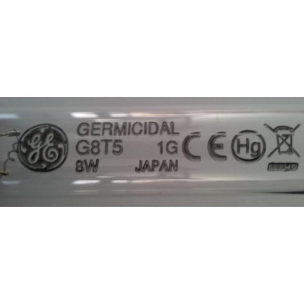 Foco Ultravioleta 8 watts